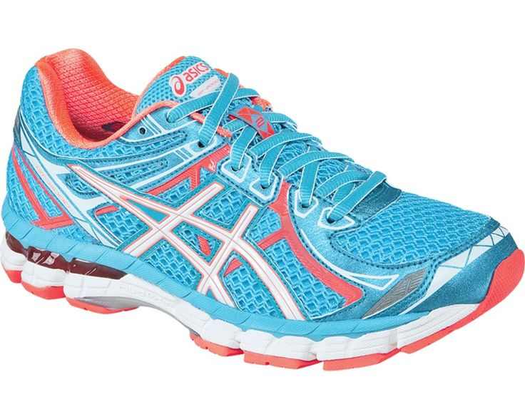 Womens ASICS GT-2000 2 Running Shoe // my new shoes!