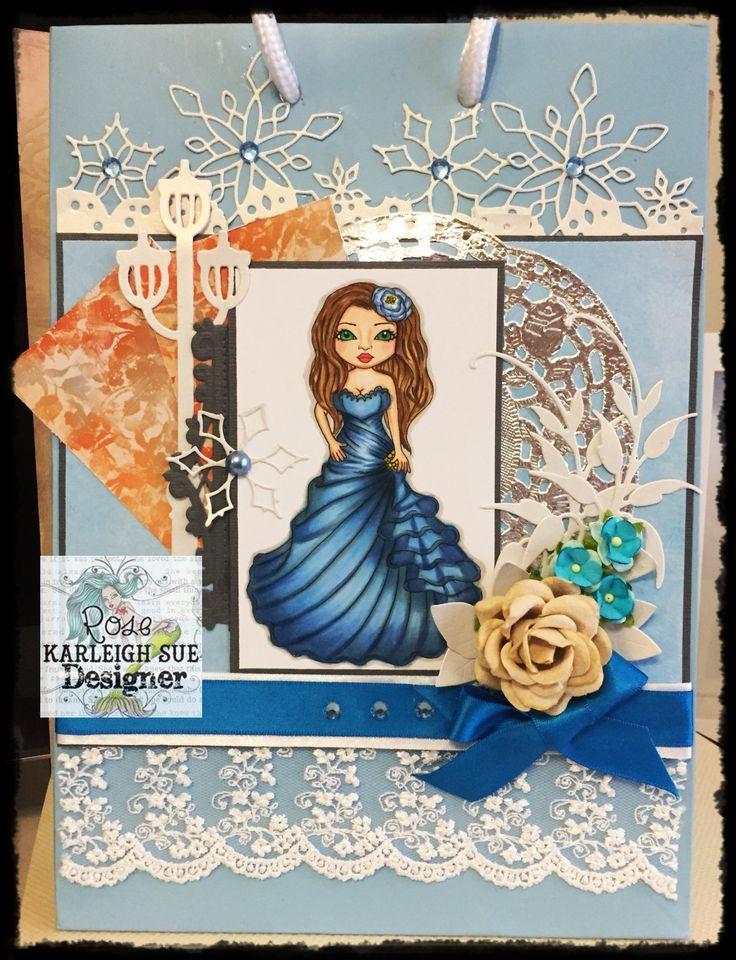 Created a tote gift bag using the image my Karleigh Sue Digi Image  more info on my blog http://cardsforallreason.blogspot.com.au/2015/08/birthday-blog-hop.html