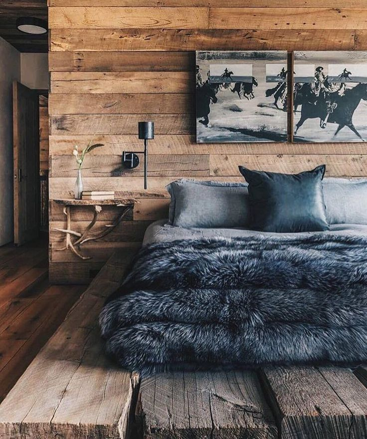 "7,692 likerklikk, 40 kommentarer – Interior Design & Decor (@homeadore) på Instagram: ""Rustic & Warm Author: ?"""