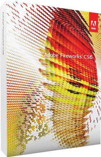 Amazon.com: Adobe Fireworks CS6: Software