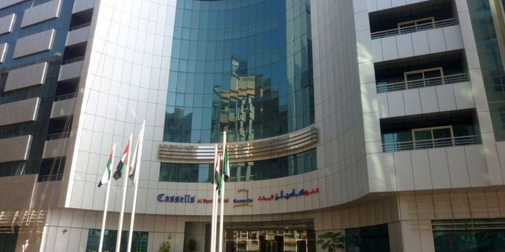 Sezon 2017/2018 - Hotel Cassells Al Barsha 4* - Dubai