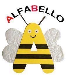 Nel paese di Alfabello ci trovi questo, ci trovi quello, tutte le lettere dell'alfabeto vivono in questo paese segreto...