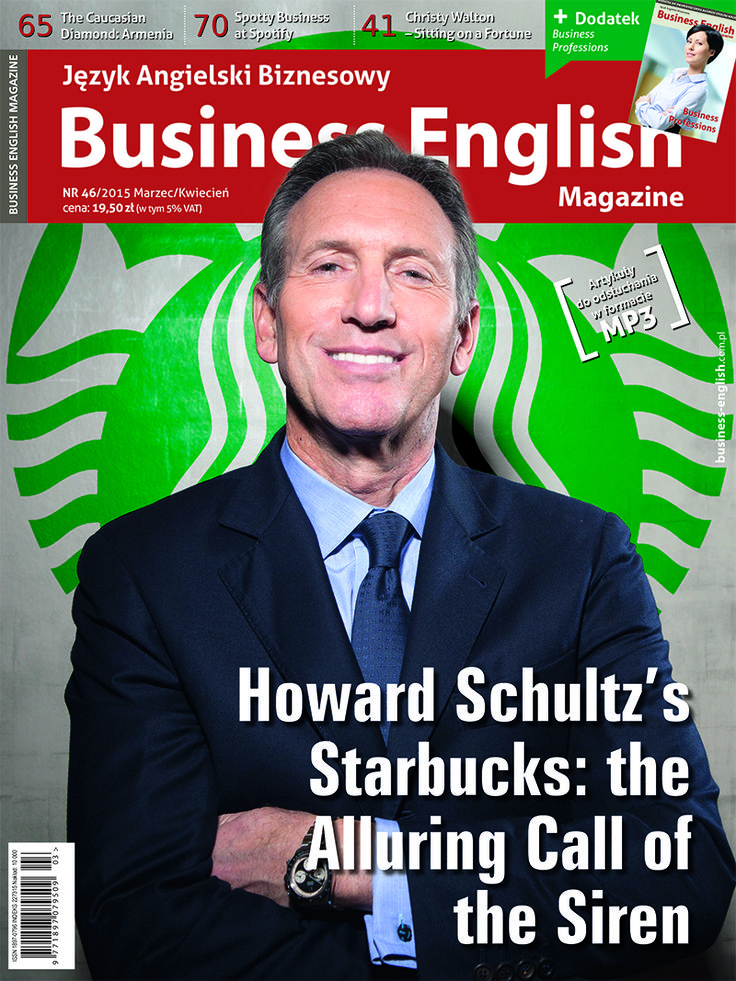 Business English Magazine nr 46.