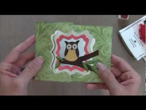 how to make a flip card