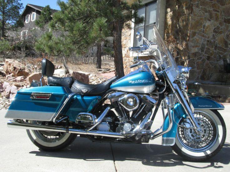 Harley-Davidson : Other 1994 Harley Davidson Road King Motorcycle