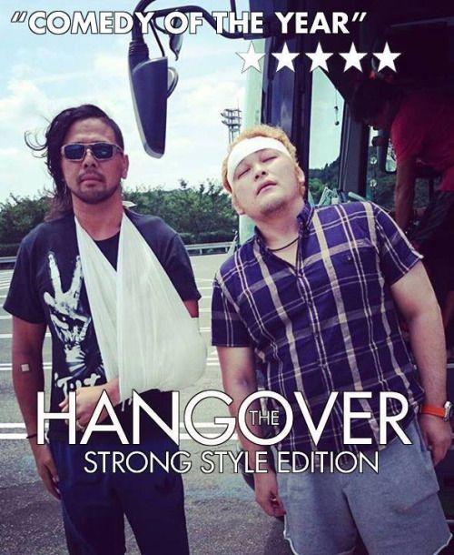 LOL Shinsuke Nakamura & Toru Yano