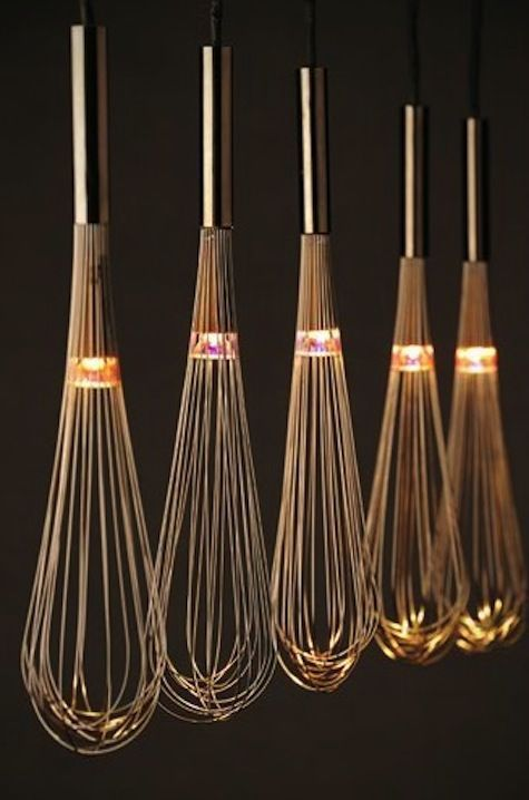 17 best images about kitchen ideas on pinterest wine for Diy hanging tea light candle holders