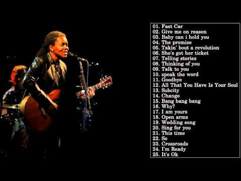 Tracy Chapman's Greatest Hits - Best Song Of Tracy Chapman [Full Album]
