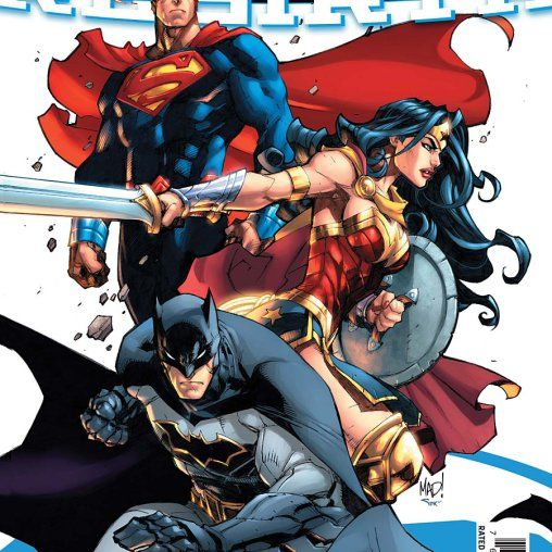"""DC libera os previews da Liga da Justiça no Rebirth  A DC Comics liberou os previews da primeira edição da Liga da Justiça no chamado """"Rebirth"""" da editora. Saiba mais no link!"""