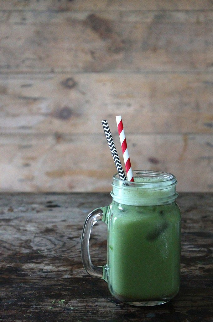 Matcha Horchata | Veggie Desserts Blog This matcha horchata is a refreshing, creamy, sweet vegan drink with a big, punchy flavour from the cinnamon and matcha green tea.