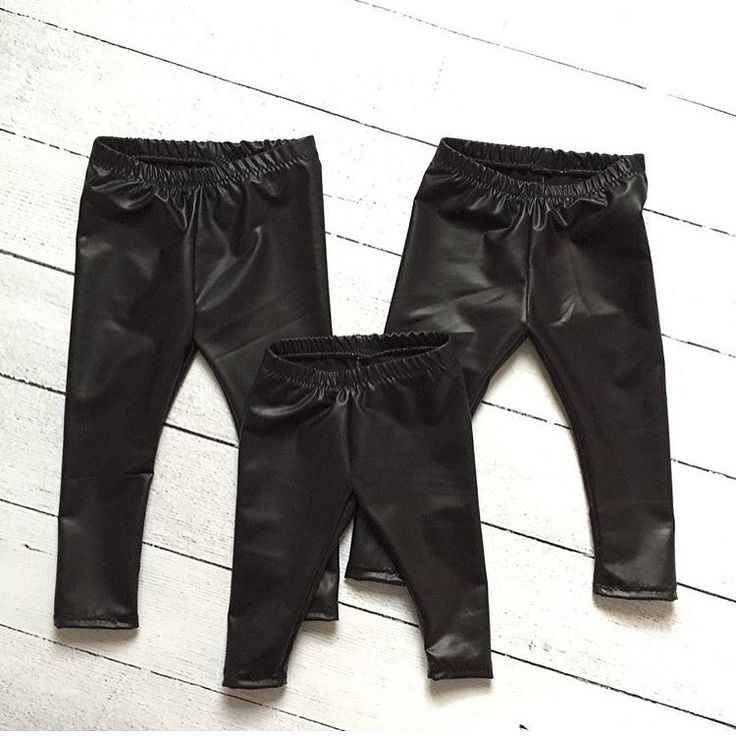 Faux leather leggings. Must have this holiday season.
