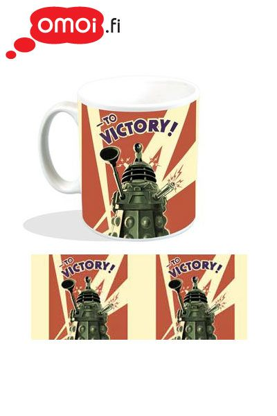 Doctor Who Darlek to Victory Mug - 10,00EUR : Manga Shop for Europe, A great selection of anime products