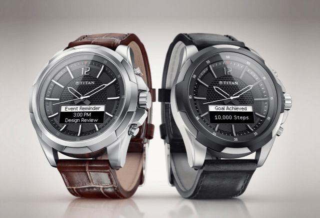 hp titan smartwatch news juxt