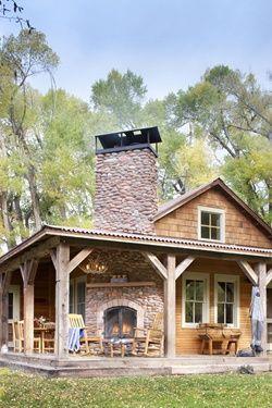 best 25+ cabin porches ideas on pinterest | cabin furniture