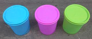 Selatan Jaya distributor barang plastik Surabaya: Gelas plastik tutup warna warni kode 219 merk ASA