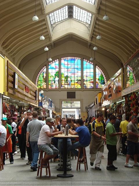 Mercado Municipal de São Paulo, São Paulo the entertainment capital of Brazil http://www.augustuscollection.com/sao-paulo-entertainment-capital-brazil/