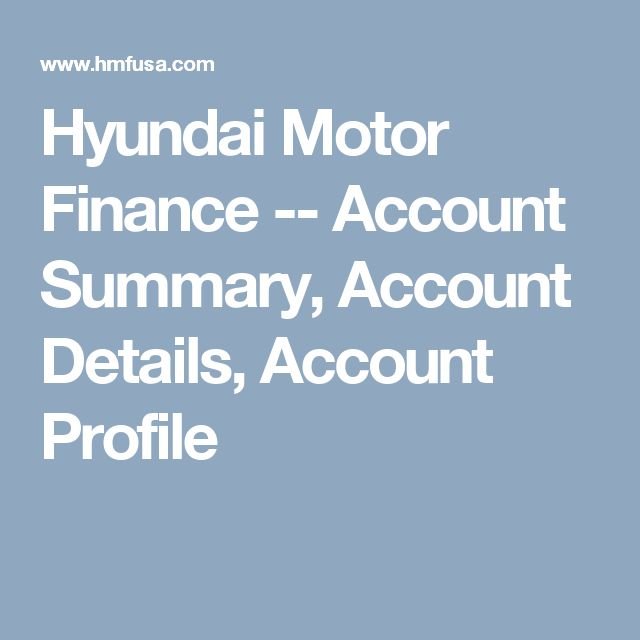 Hyundai Motor Finance Payoff Number Impremedia Net