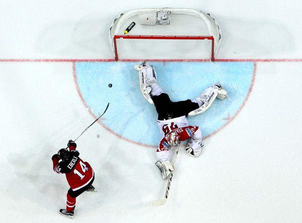 Jordan Eberle Photos: Canada v Austria - 2015 IIHF Ice Hockey World Championship