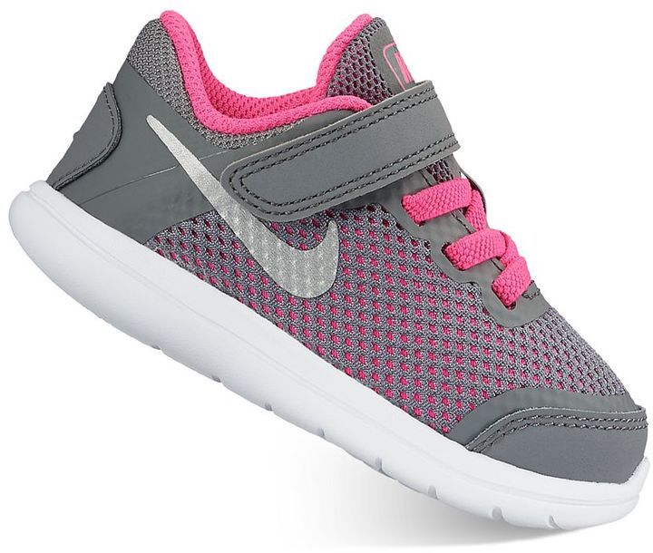 awesome Kohl\u0027s - Nike Flex Run 2016 Toddler Girls\u0027 Athletic Shoes