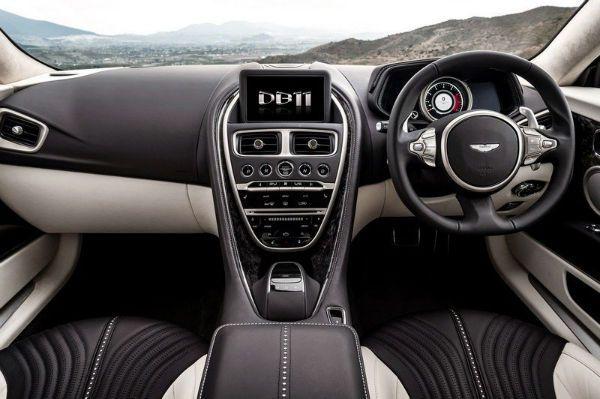 2019 Aston Martin Dbs Superleggera Interior Otomobil Müthiş