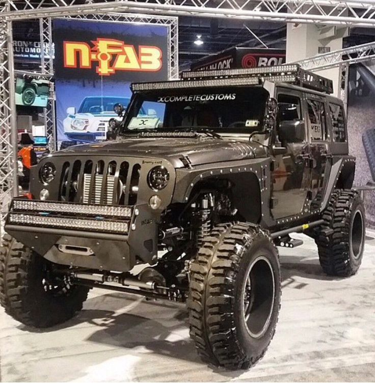 796 Best Jeeps Images On Pinterest Jeep Truck Jeep Wranglers