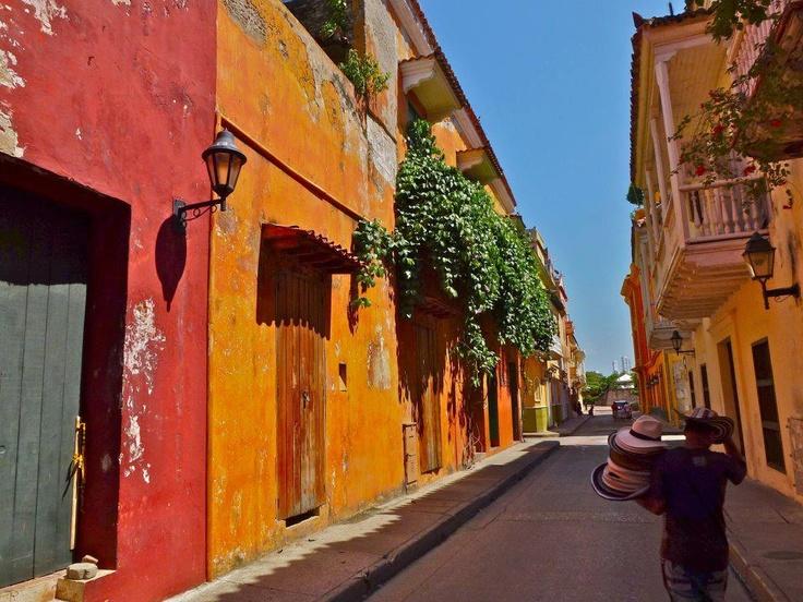 callesitas de Cartagena