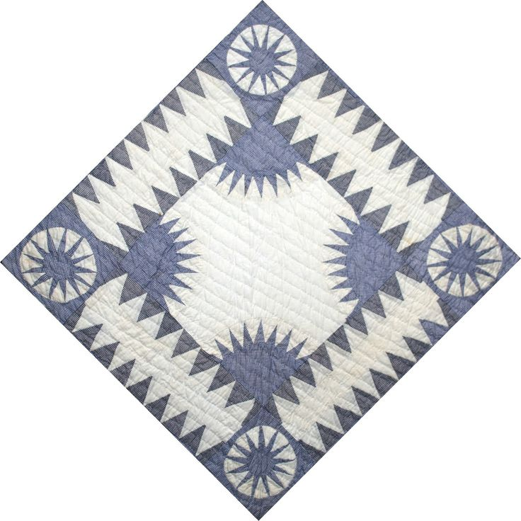 blue and white quilts | Wonkyworld: Beauty Secrets: Transitional Quilt