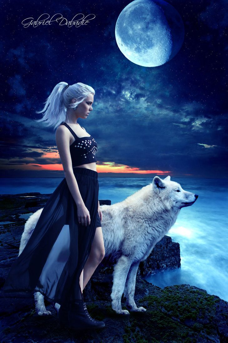 3260 best Lady wolf-she wolf-wolf spirit images on
