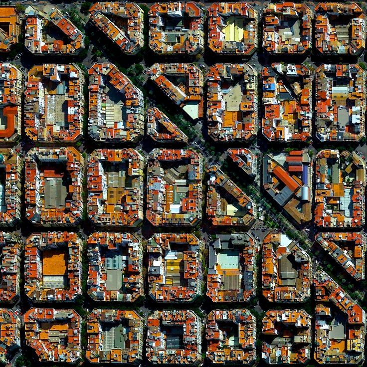 L'Eixample Valencia, Spain