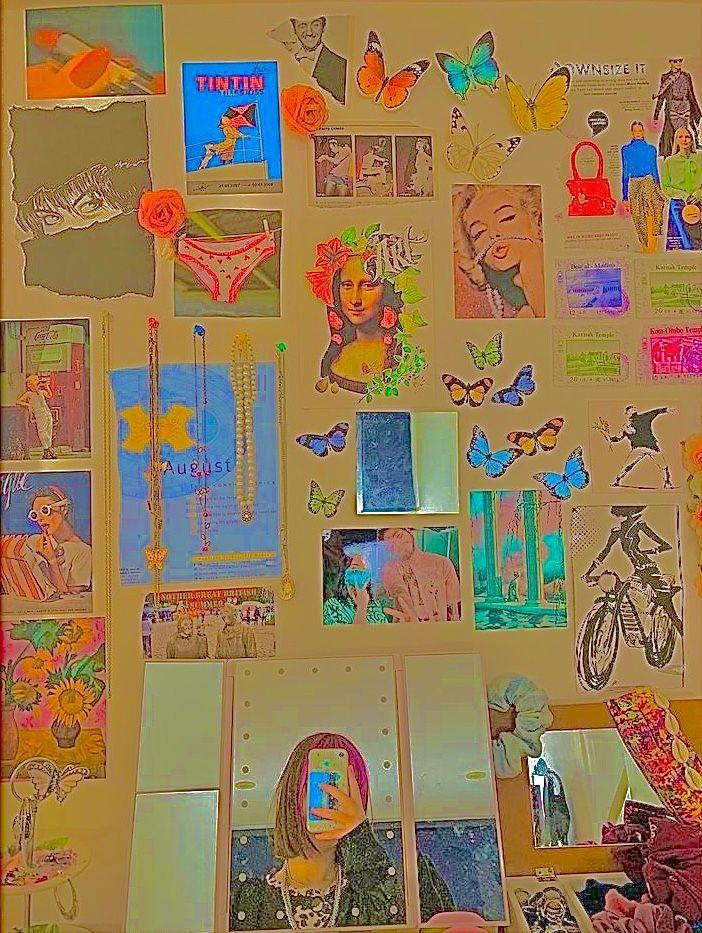 In 2020 Indie Room Decor Dorm Room Diy Vintage Room Decor