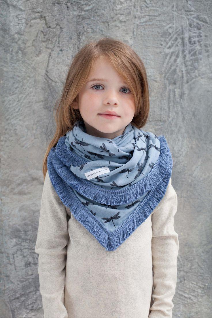 fringe scarf www.nosweet.pl