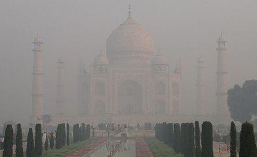 Pesquisa comprova aumento significativo da poluição no mundo