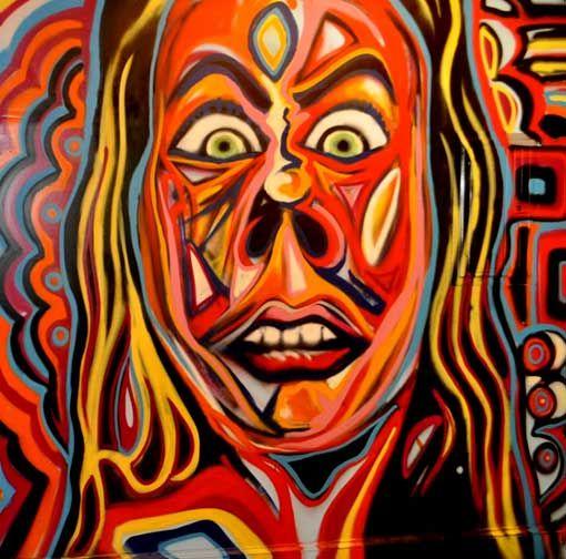 Image result for american graffiti art