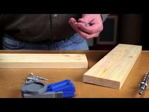 Quick Tip: A Surefire Way to Check Kreg Screw Length - Kreg Tool Company