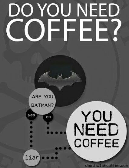 Batman Coffee Cup Do You Drink Coffee