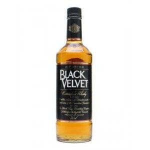 canadian whisky | Home > Whiskey > Black Velvet Canadian Whisky 40% 70cl