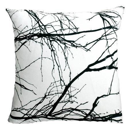 Branches Cushion Slip – Black & White from Love Milo - R189 (Save 37%)