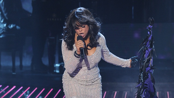Stacy Francis, X-Factor.  Episode 15