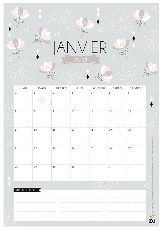 Calendar 2013 free download