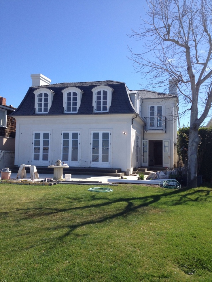 Painting Farrow And Ball Strong White New House White