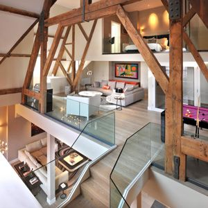 Dream Home Conversions: Former Churches, Warehouses, Mills + more! - Front & MainFront & Main   Front & Main