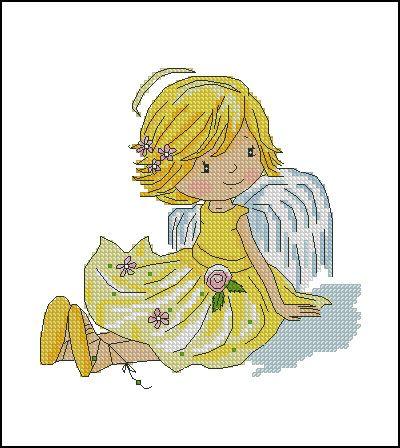 Gallery.ru / Spring Fairy Princess - Дарю всем - tani211