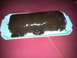 κέικ σοκολάτας/chocolate cake