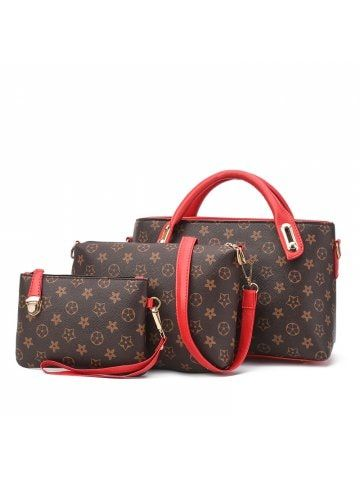A New European and American Fashion Bag Handbag with A Single Shoulder Bag ddf68e0c43