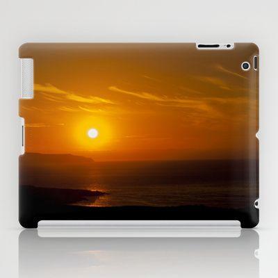Beyond the sun iPad Case by Oscar Tello Muñoz - $60.00