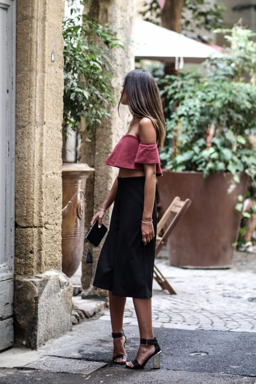 NEW STREET STYLE INSPIRATION #howtochic #ootd #outfit
