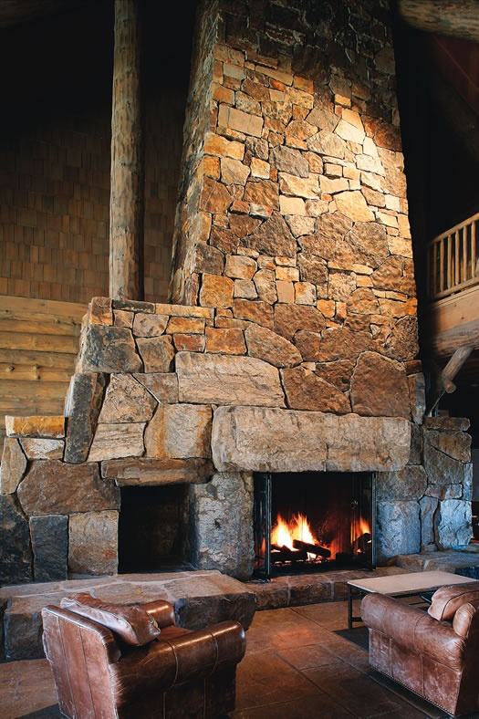 213 best Fireplaces images on Pinterest | Fireplace ideas, Stone ...