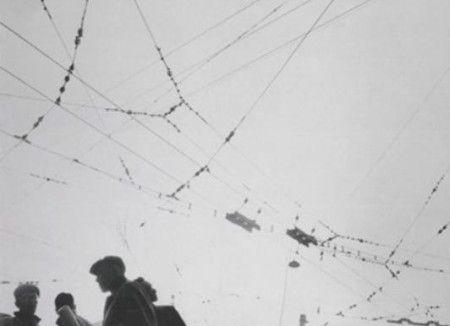 Tomatsu Shomei,Electric Wires, Tokyo (1964)
