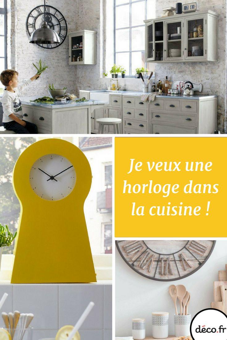 17 meilleures id es propos de horloges de cuisine sur for Tout pour la cuisine aubiere