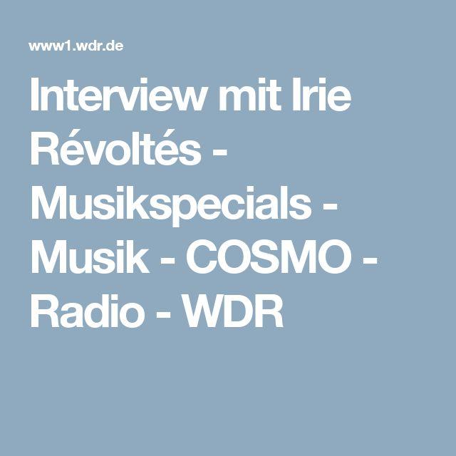 Interview mit Irie Révoltés - Musikspecials - Musik - COSMO - Radio - WDR